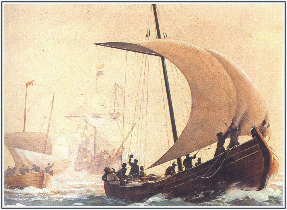 селившихся начиная с xii века на юго-западном и юго-восточном побережье белого моря