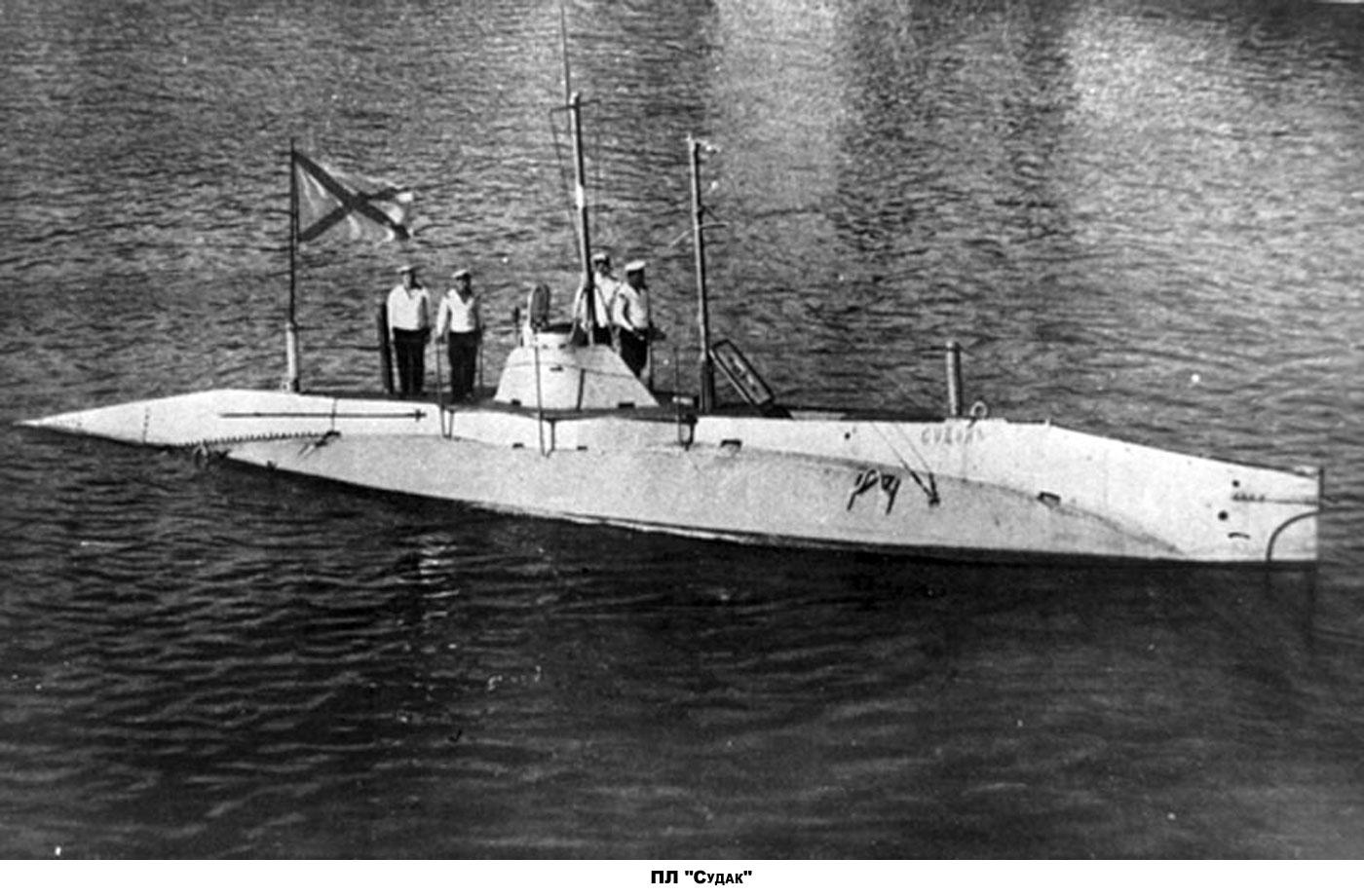 истинно русская лодка