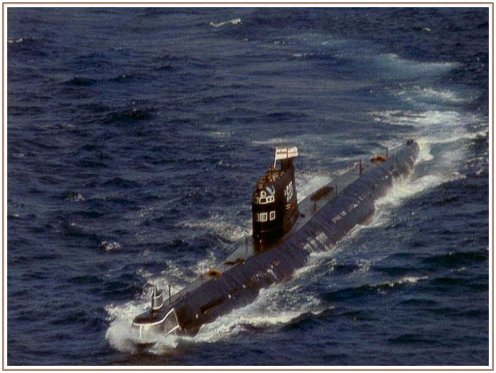 количество подводных лодок на боевом дежурстве