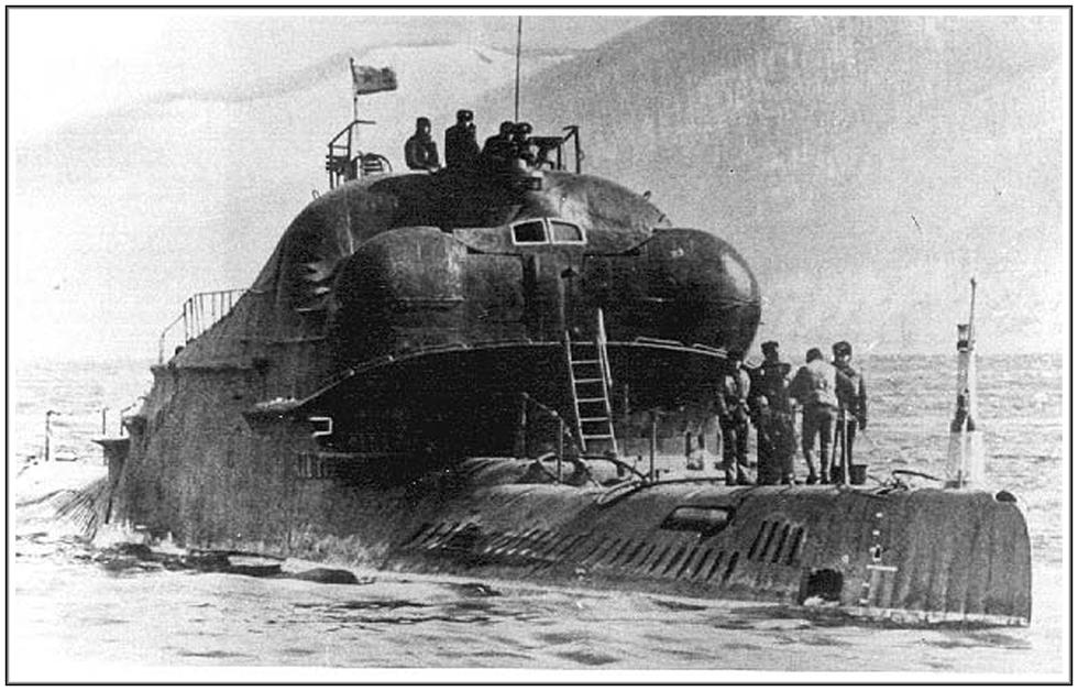 подводная гондола пр. 644
